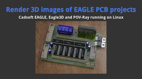 Download eagle 3d pcb   machinecharity.cf