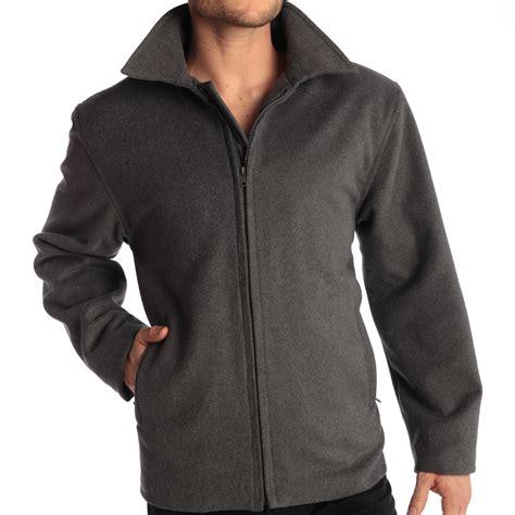 Mens open bottom classic leather jacket jpg 1500x1500