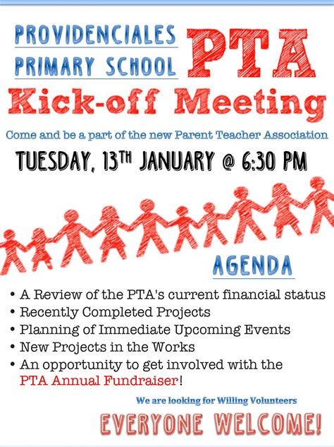 How to run a pta meeting wehavekids jpg 2400x3206