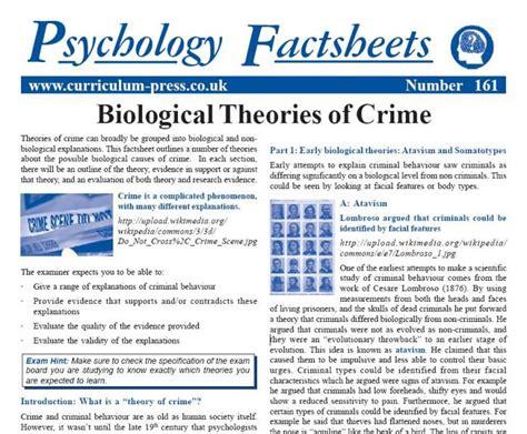 Sociological theories of crime essays jpg 726x600